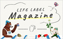 LIFE LABEL Magazine